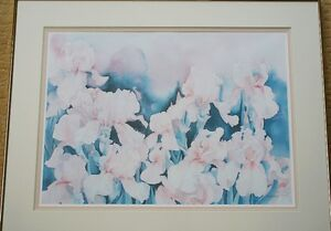Limited Edition Watercolour Ladies of Summer Mary Dawn Roberts