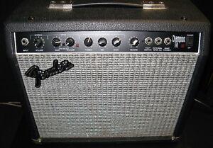 FS FT: Fender Champion 110 amp