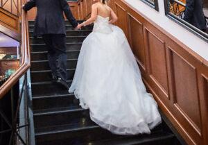 Robe de mariée style 'Princesse'