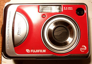 Fujifilm Finepix A510 Digital Camera