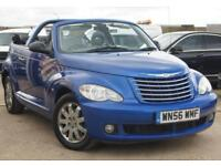 CHRYSLER PT CRUISER 2.4 LIMITED AUTO 140BHP JUST SERVICED + MOT 2019 + 2 KEYS