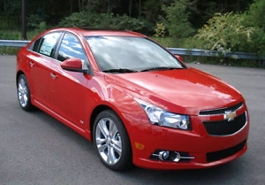 2013 Chevrolet Cruze 2LT RS Package