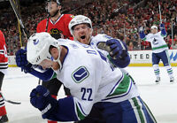 YES HERE! 2 or 4 CHEAP VANCOUVER CANUCKS TICKETS IN FEB & MAR