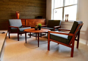 Mid-Century / Vintage / Danish / Teak Furniture at Retrospekt