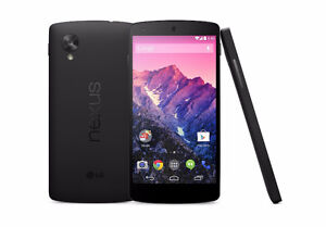 factory UNLOCKED Google LG Nexus 5 - 16Gb in Black
