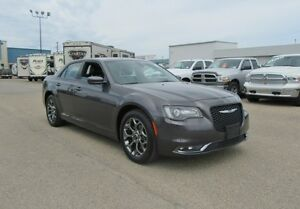 2016 Chrysler 300 S  w/ Leather, Sunroof, Nav