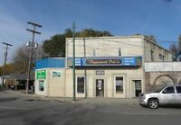 Prime retail/office space for rent on 453 Pembina Hwy