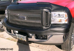 Front bug screen / bra for Ford