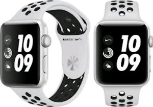 Apple Watch Series 3 Nike+(GPS) 42mm Space Grey