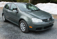 2007 VW GOLF RABBIT 2.5L - AUTOMATIC - NEW 2 YEAR MVI SAFETY