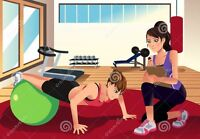 Female Personal Trainer Available
