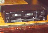 LECTEUR de CASSETTES ( Tape Deck ) de marque TEAC