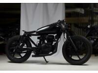 2011 Honda CB125F CBF 125 M-B Classic Petrol Manual