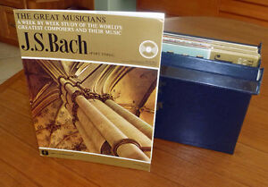 Vinyl is Back!  Classical Music Boxed Set