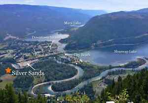 Own a piece of the shuswap at Silver sands RV resort
