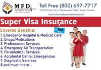 Most Favorable Super Visa Insurance Canada