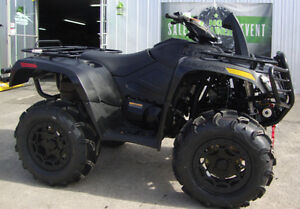 Used 2015 Arctic Cat MUD PRO 700 LTD. EPS