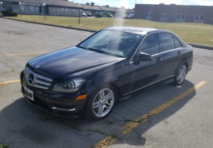 For Sale 2012 Mercedes C300 4Matic Sport