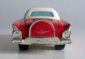BUDDY L 1957 FORD THUNDERBIRD DIECAST AND PLASTIC MADE IN 1980