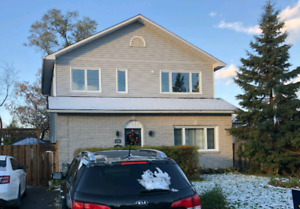 LARGE three Bedroom house in Westboro -Available January 1
