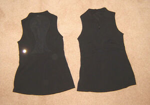 Lululemon Tanks XS or S, Bra Camis sz S, Leggings sz S, M,