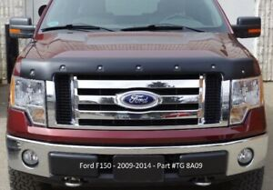 Ford F-150 2009-2014 Tough Guard Hood Protector