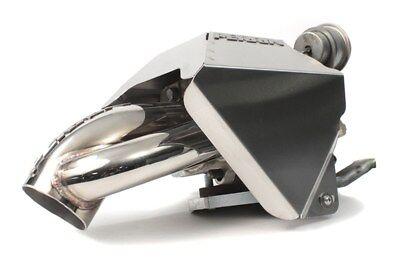 Perrin Stainless Steel Turbo Heat Shield For 02-14 WRX 04-19 STi