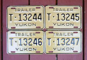 Yukon License Plates