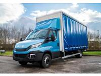 Iveco Daily 72C18 (7200Kg) Curtain Side 8 Speed Auto 3.0