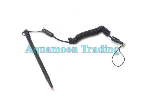F609c Genuine Black Dell D630 E6400 Xfr Stylus Pen W/ Tet...