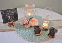 Rustic Wedding Decor and Styling