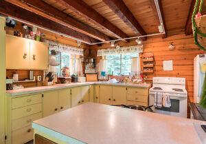 2225 Kaslo Creek South, Kaslo House for sale: 1 bedroom