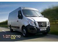 Nissan NV400 F33 L2 Diesel 2.3dCi 130ps H2 SE Van
