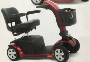 2010 Motorized Electric Scooter & Lift