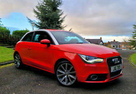 AUDI A1 1.6 TDI SPORT £20 TAX mini a3 218 polo golf ibiza Leon golf