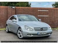 2010 Mercedes-Benz CLS 3.0 CLS350 CDI 7G-Tronic 4dr Coupe Diesel Automatic