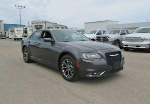 2016 Chrysler 300 S  w/ Leather, Sunroof, Nav