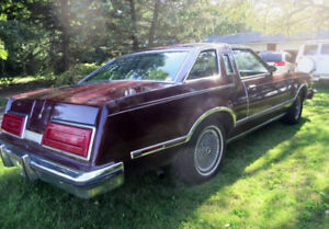 1979 THUNDERBIRD--ALL ORIGINAL--MINT CONDITION