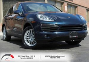 2013 Porsche Cayenne S |Navigation|Sunroof| Accident Free|Park A