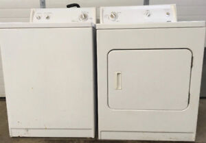 Kenmore Washer and Dryer pair