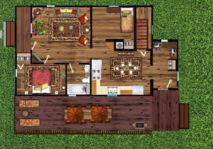 Viking home for rent
