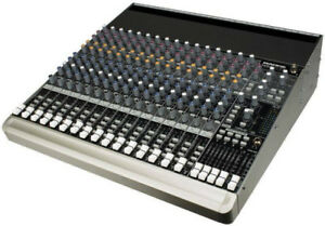 Mackie VLZ-3 16 Channel Studio / Live Mixer. Like New