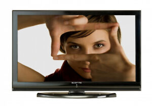 """SCEPTRE 42"""" 1080P FULL HD 120HZ LCD TV WITH PICTURE IN PICTURE"""