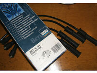 RENAULT Megane/Kangoo/Clio Ignition Cable Set BERU NEW (Retail price £35.60)