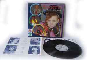 CULTURE CLUB, Colour By Numbers,1983 Electronic, Pop LP