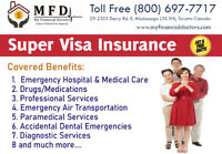 Affordable Super Visa Insurance Canada