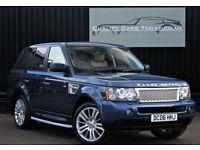 Range Rover Sport 2.7 TDV6 SE * HSE Wheels + Harmon Kardon +Heated Seats +Nav*