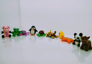 Customized Clay Ornaments / Animals Clay Figurines