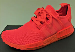 Adidas Original NMD R1 TRIPLE SOLAR RED