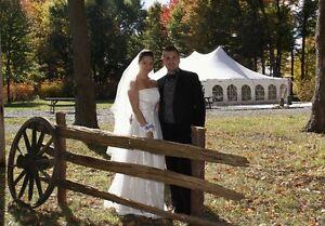 Mariage champêtre dans les couleurs !!! apportez votre vin Saint-Hyacinthe Québec image 1